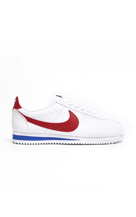 NIKE Classic Cortez Leather 白紅經典復古阿甘鞋