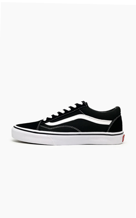 VANS Old Skool Black/White 經典復刻帆布鞋